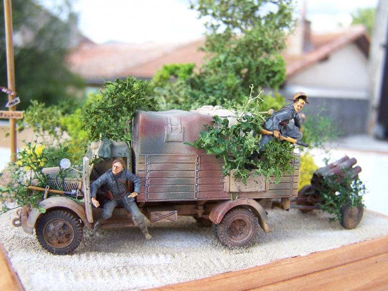 """Achtung Jabos"" Opel Blitz cargo Falaise 08.44 8410971006938"