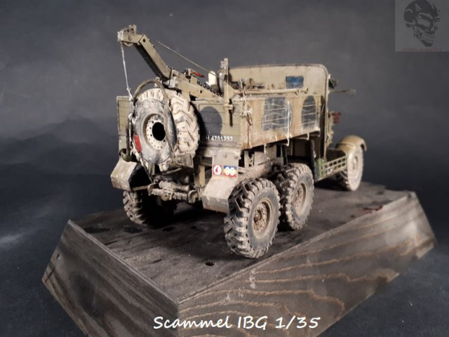 Scammell Pionner IBG 1/35 84118120170812130528