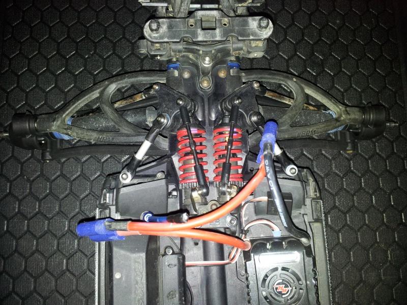 [NEW] Renfort arrière châssis TRA5632 Erevo/Summit par Traxxas 84184020141014191846