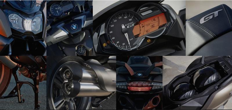 BMW c650 gt 2015 occasion 841954detailequipementc650gt