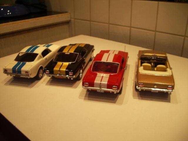 mustang shelby 350 GT 1965  kit monogram 1/24 . 842308IMGP3083