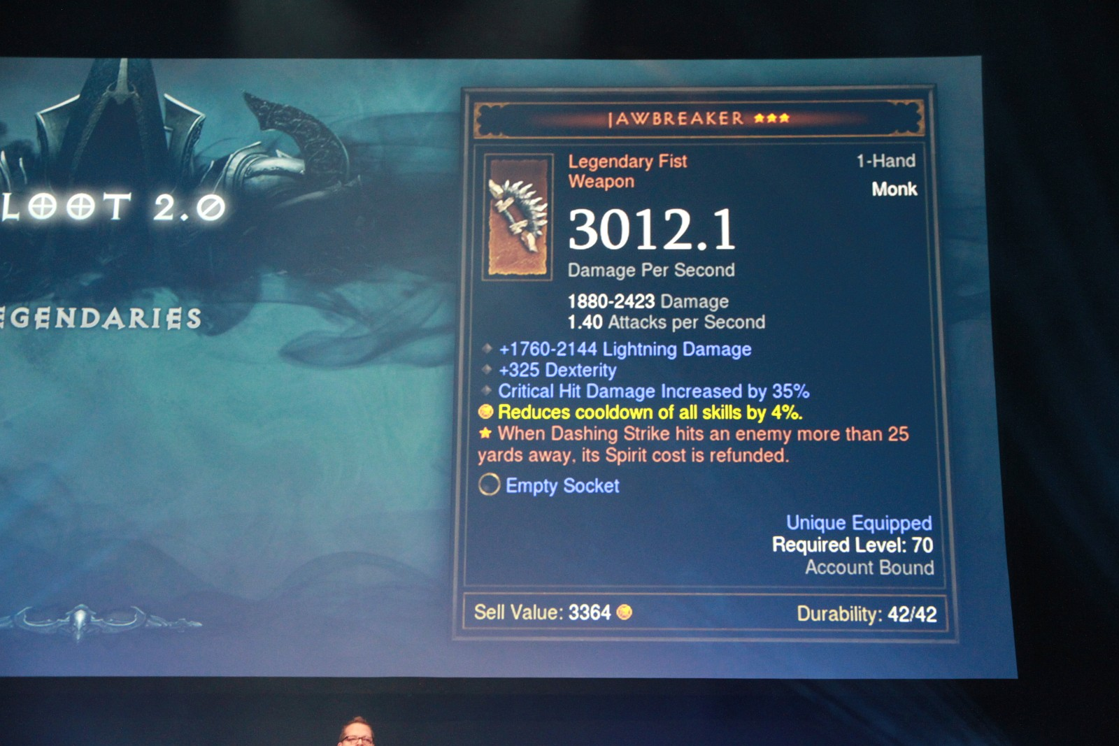 Reaper of souls nouvelle extension de Diablo III 8434149128