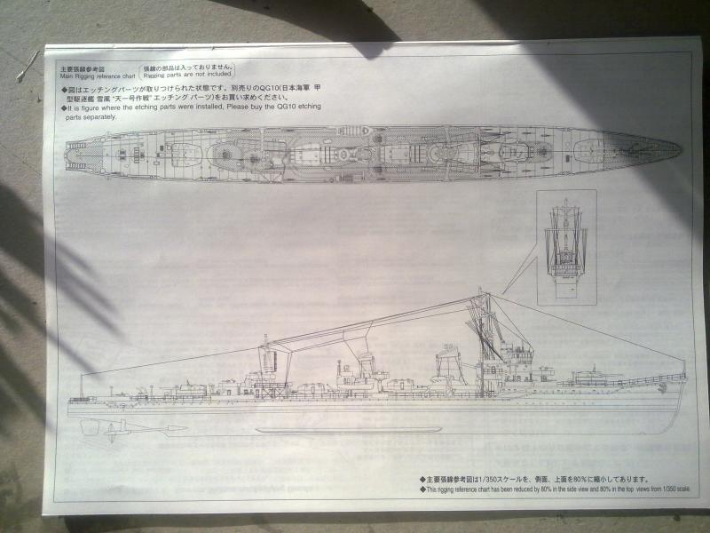 destroyer Yukikaze par Pascal 94 84345416102010854