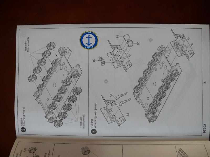 """Konigstiger """"porsche turret"""" 1/72 Trumpeter 843521P1080392"""