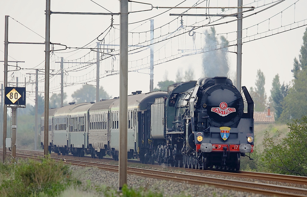 Locomotive Vapeur de 1950 8441191WEB241P17