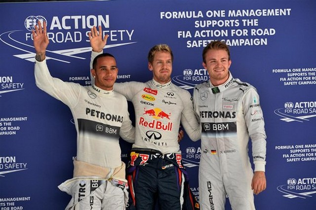 F1 GP d'Inde 2013 : (essais libres-1-2-3-Qualifications) 8447042013GPIndeHamiltonVettelRosberg