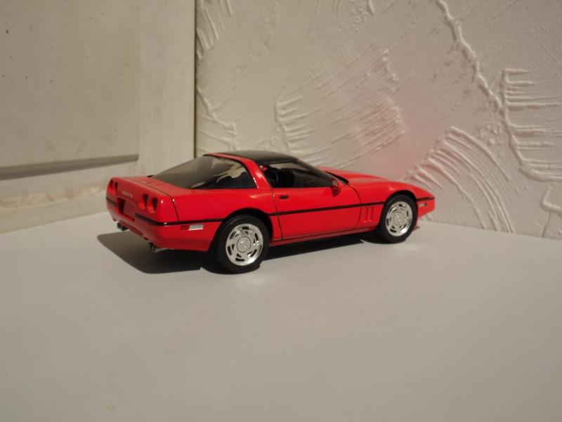 Chevrolet Corvette's C4. 845428SAM4993