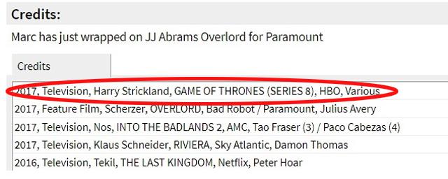 [SPOILER] Game of Thrones : l'identité d'un nouveau personnage clé de la dernière saison dévoilée ? 8463274945146jpgr640256fjpgqxxxyxx