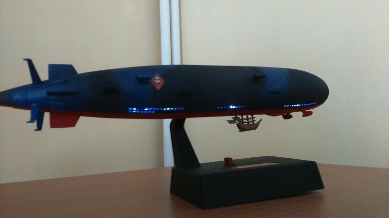 ( Hasegawa ) 1/1500    ATLANTIS ALBATOR  846410DSC1280