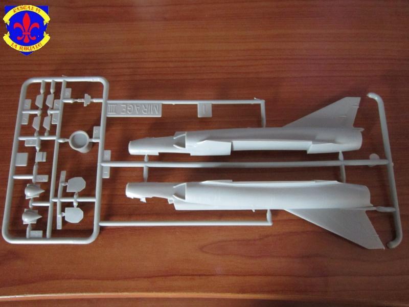 Mirage III E/R/5/BA de Heller au 1/72 846645IMG36111