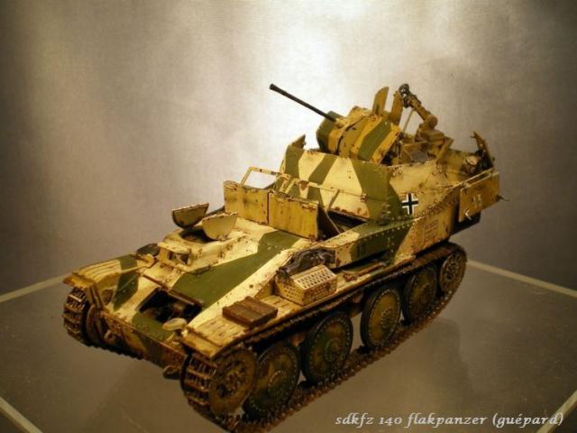 sd.kfz 140 flakpanzer (gépard) maquette Tristar 1/35 - Page 2 846656IMGP3222