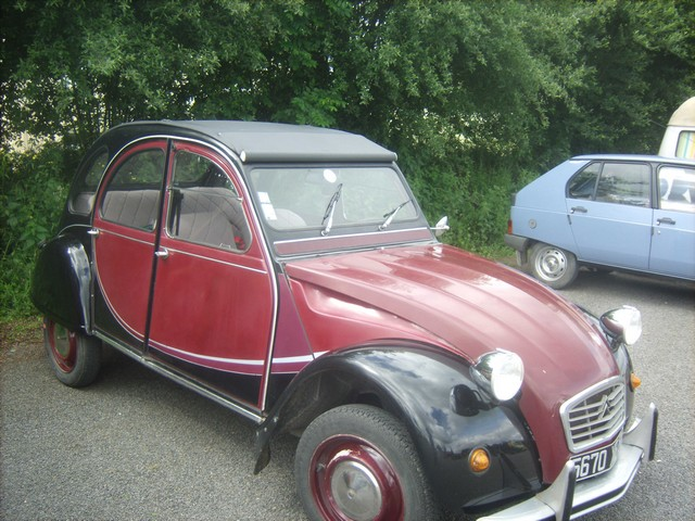 Viking Club 2CV 15éme Rencontre 2012 Domjean (Manche 50420) 846894Jun21632