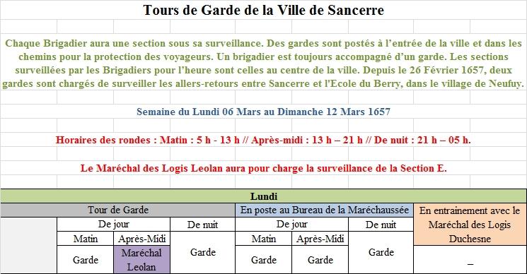 [RP] Plannings des Tours de Gardes de la Ville de Sancerre 8469791Planning