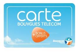 Bouygues Telecom lance les Cartes Prépayées avec appels et SMS illimités 847165cartebytel