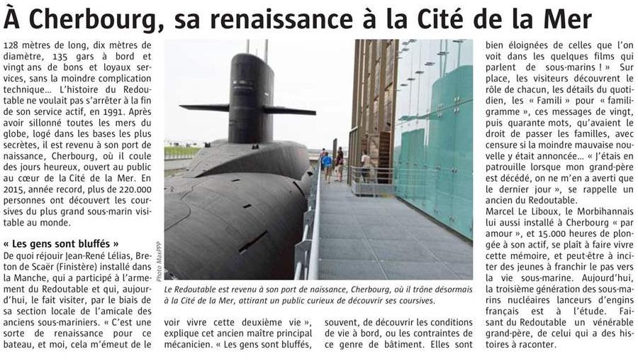 LE REDOUTABLE (SNLE) (Sous surveillance spéciale) - Page 30 848603Sanstitre11