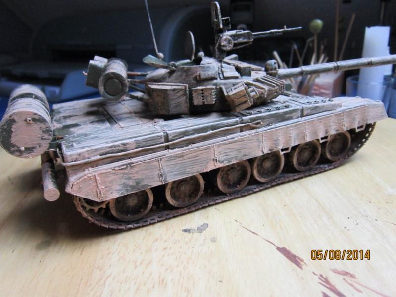 RUSSIAN T-80  [1/35° Lindberg] 849304IMG2348800x600