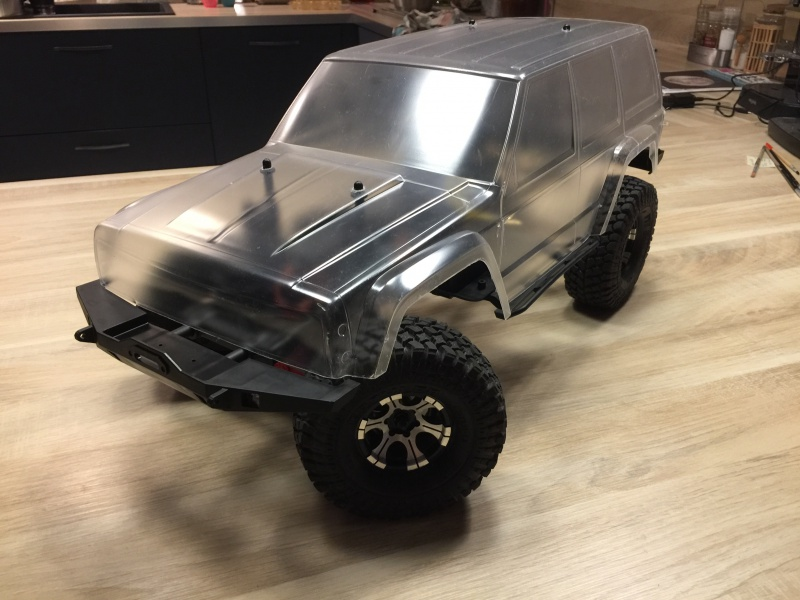 Flashy's SCX10 II 849433SCX10II003