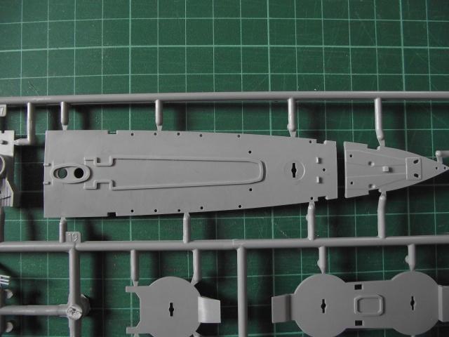 Destroyer Z-17 Diether von Roeder - 1/350e - Zvezda 849692DSCF4059