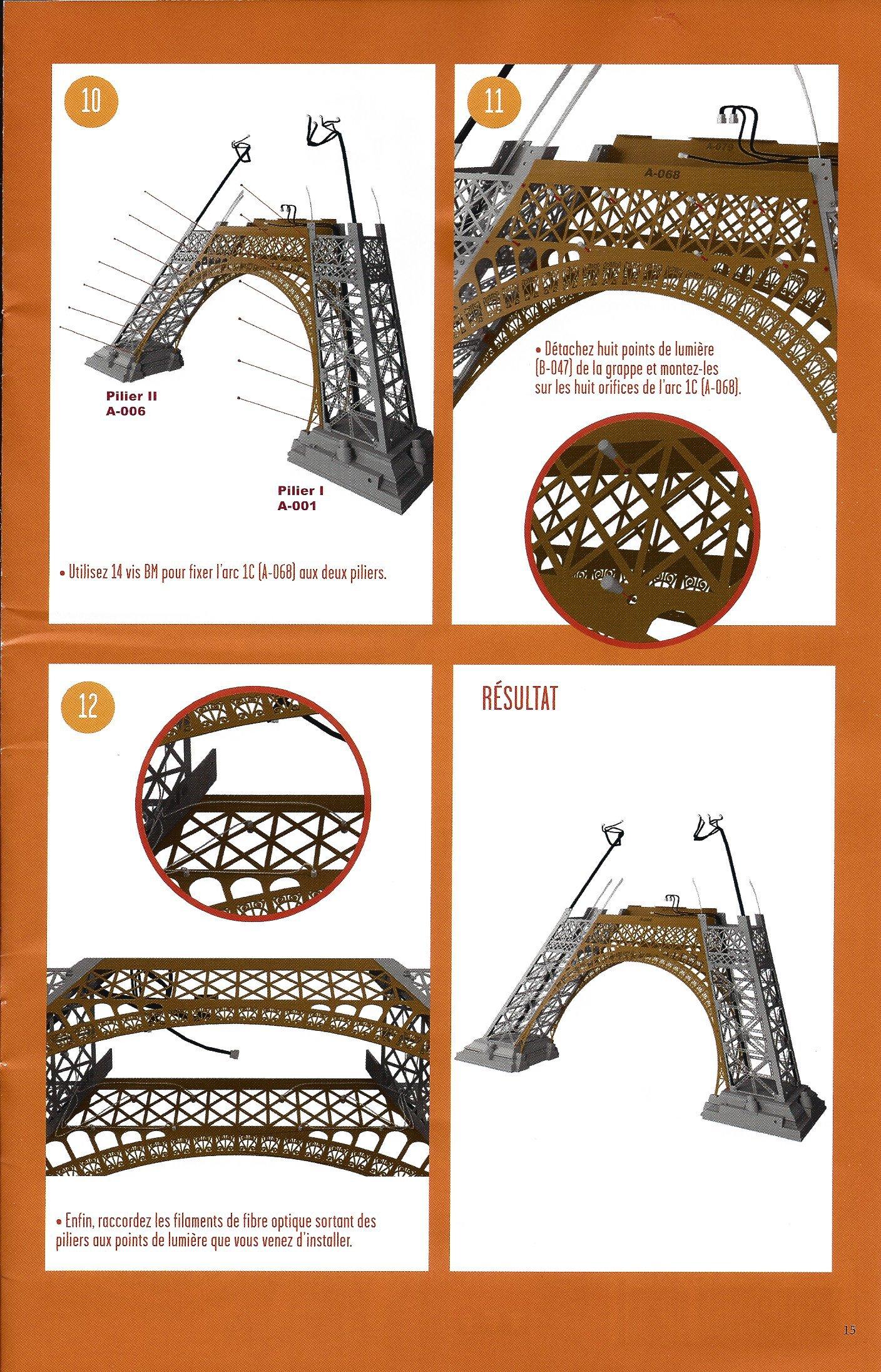 Numéro 32 - Je construis la Tour Eiffel - La fréquentation de la Tour (2/2) 84973332e