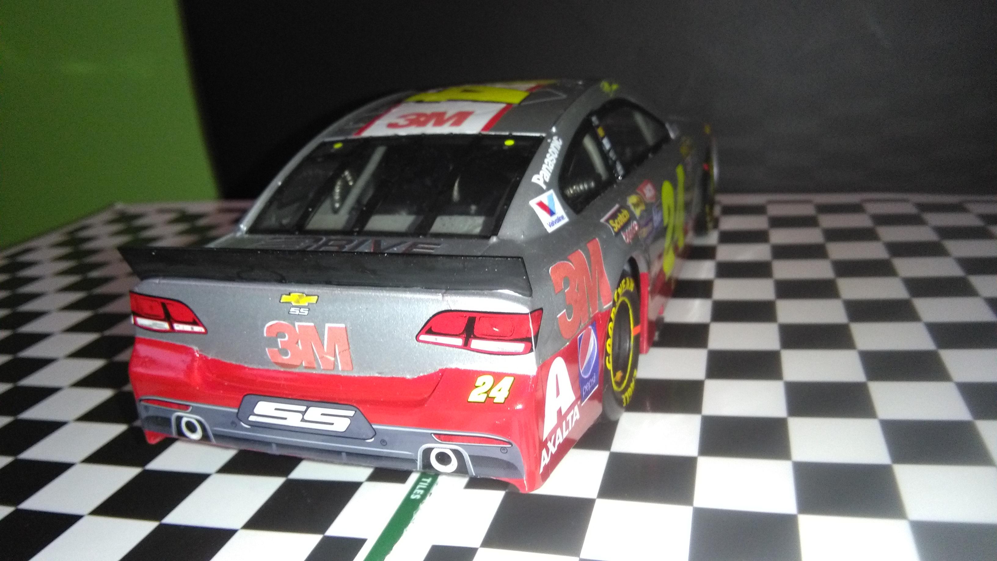 Chevrolet SS 2015 #24 Jeff Gordon 3M 849754IMG20170320183410