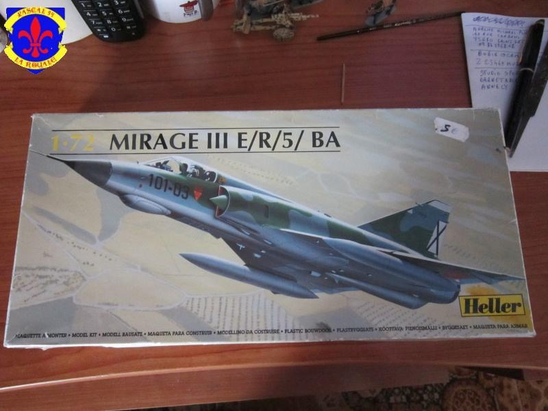 Mirage III E/R/5/BA de Heller au 1/72 850283IMG36101