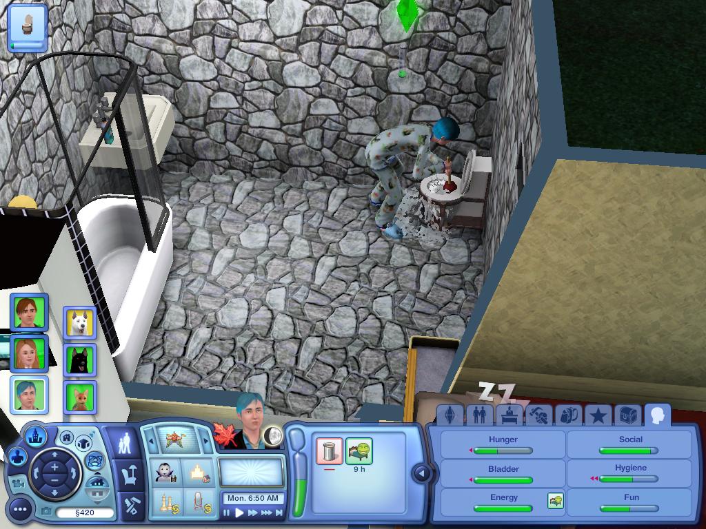 Les Sims ... Avec Kimy ! 851212Soradboucheleschiottes