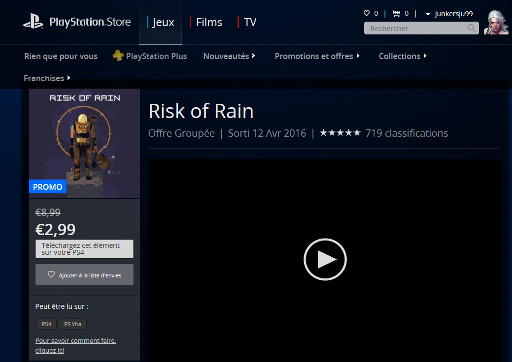 Risk of Rain 1 & 2 85228264sv