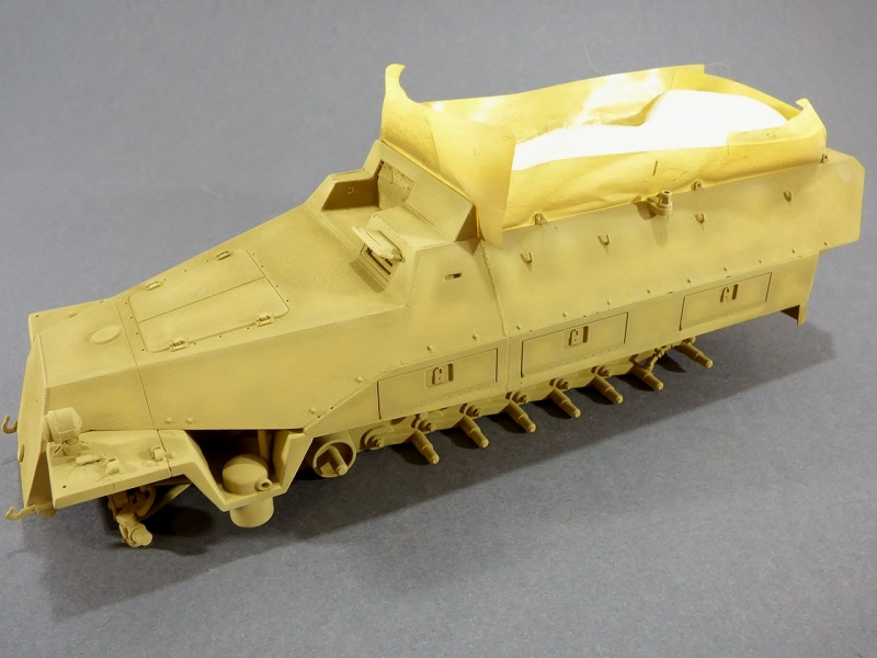 sdkfz - SdkFz 251 / 9  Tamiya / AFV 852655P1060363Copier