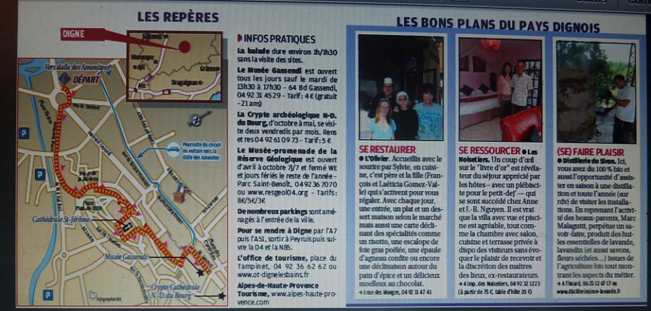IL ETAIT UNE FOIS ..VALENSOLE - Page 3 853995P1220182