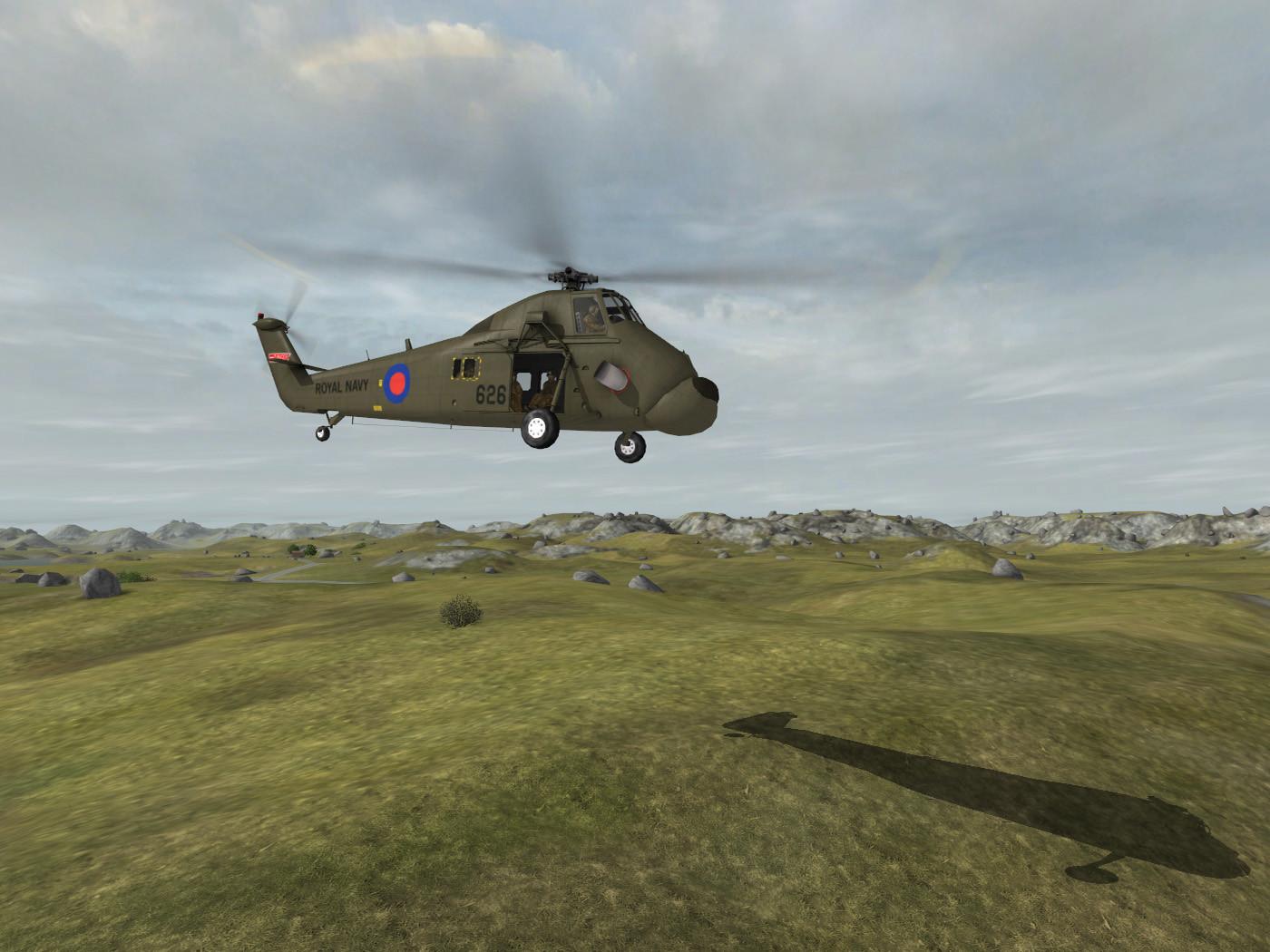 [PR BF2] Mini-Mod Falklands (Malouines)  854007754