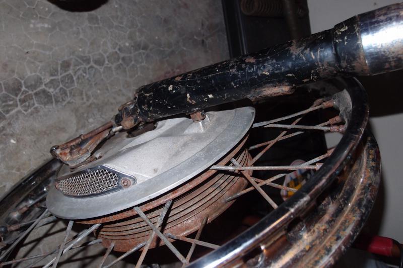 frein avant Road Rocket 854022P4040190