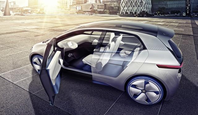 La première mondiale de l'I.D. lance le compte à rebours vers une nouvelle ère Volkswagen  854964DB2016AU00805large