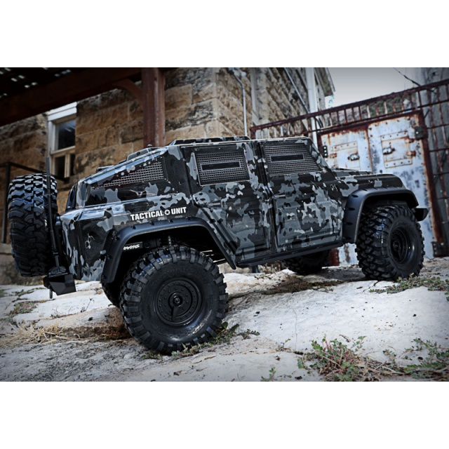 [news] Traxxas TRX4 Tactical Unit 855000traxxastrx4tacticalunitscaletrailcrawlerrtr8206644