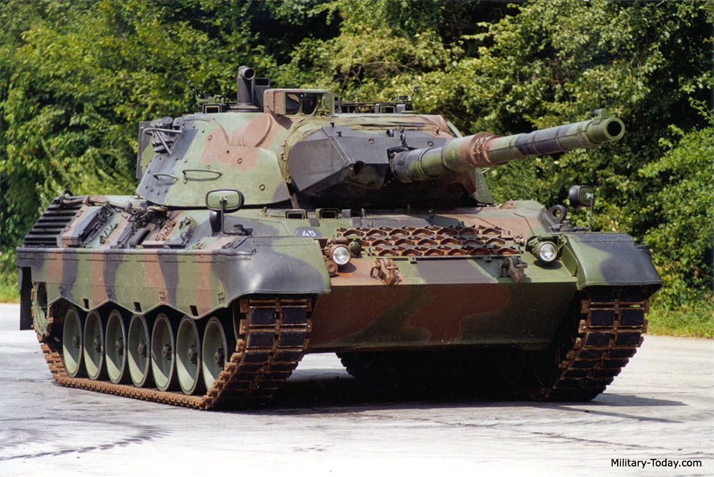 Bundeswehr Leopard 1 A4 855275leopardl1