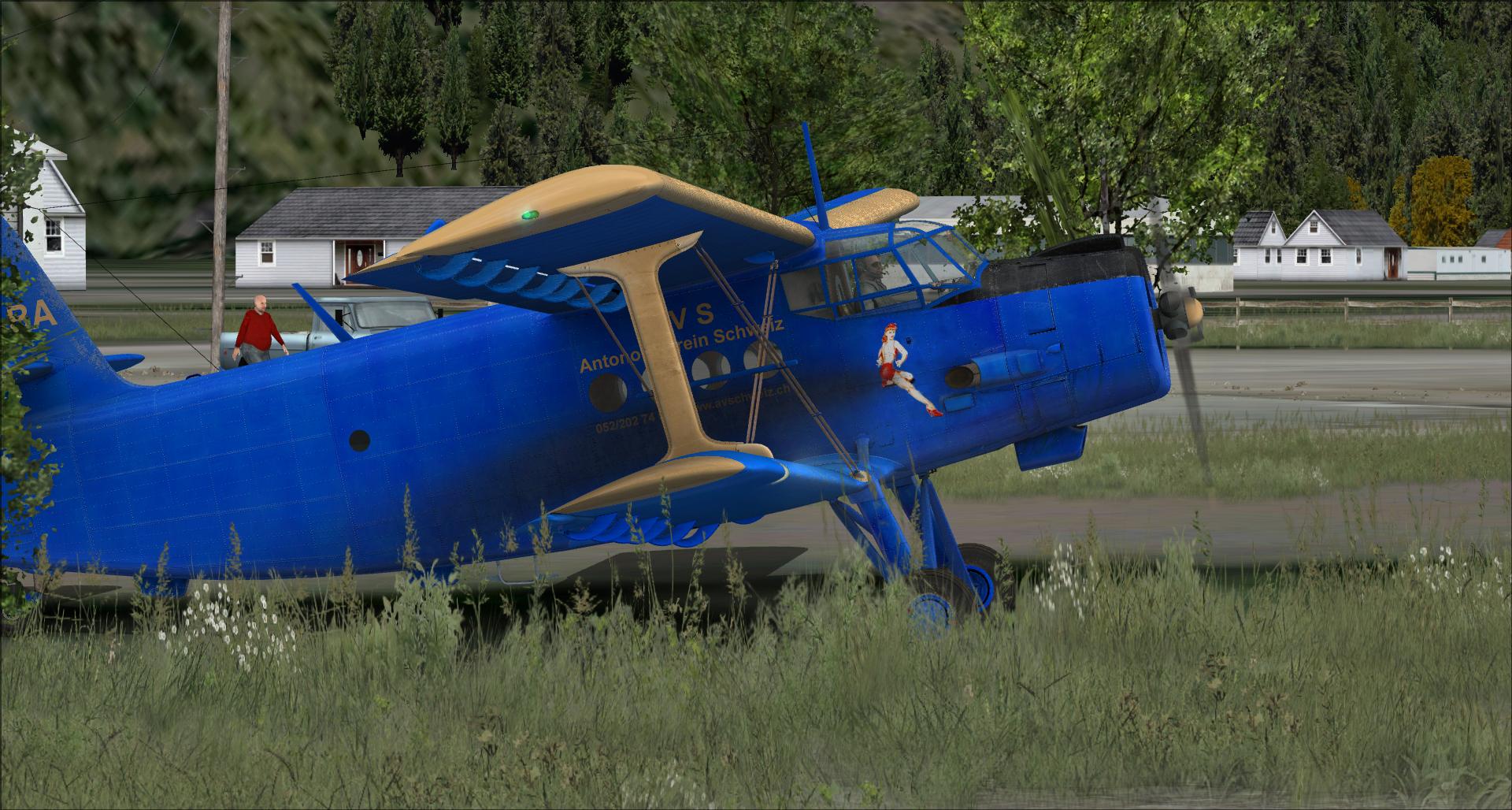 Antonov AN 2 85576920139511257839