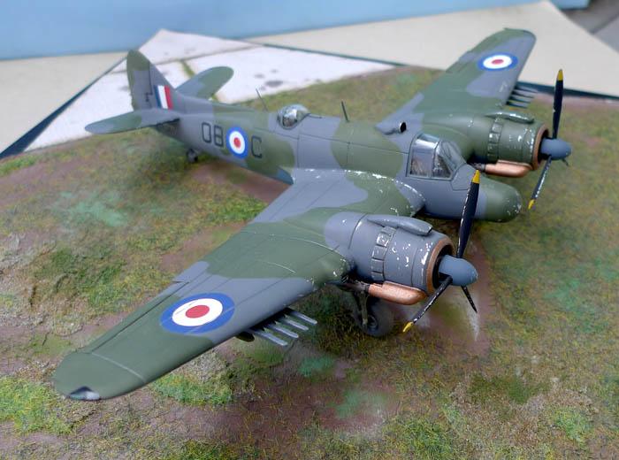 [Matchbox] Beaufighter Mk X. 856193Beau54