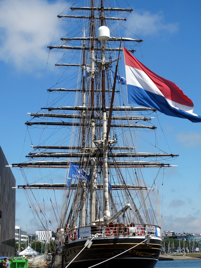 [ Marine à voile ] STAD AMSTERDAM 856320293