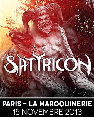 15.11 - Satyricon @ Paris 856955Satyricon2013