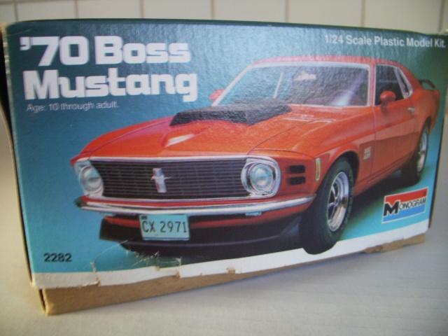 mustang 429 BOSS de 1970  857090IMGP2749