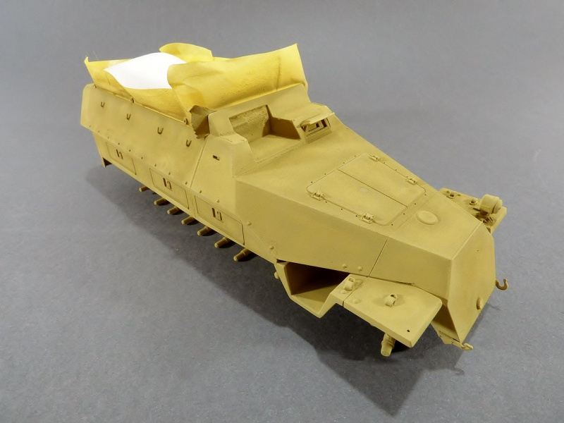 sdkfz - SdkFz 251 / 9  Tamiya / AFV 857536P1060360Copier