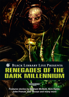 Programme des publications The Black Library 2014 - UK 858057renegades