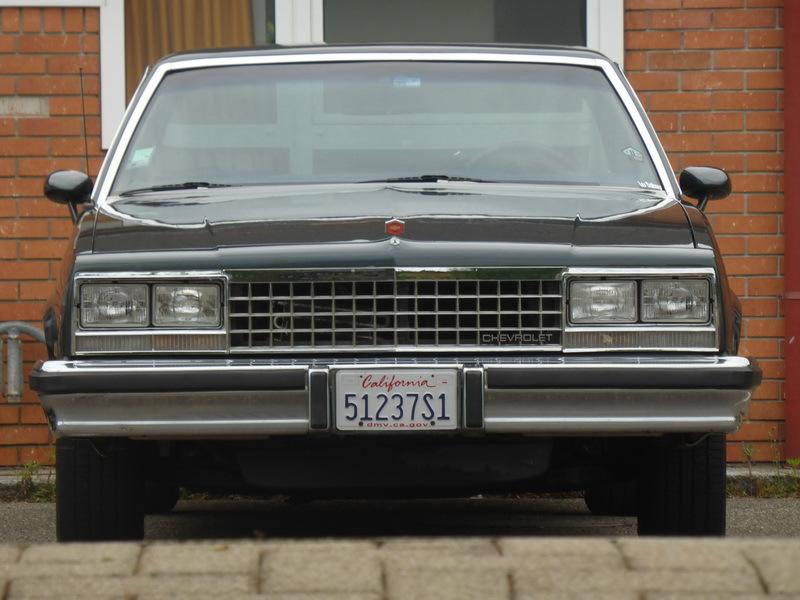 Nouveau jouet, j'ai nommé le Chevrolet El Camino 84'  8584981
