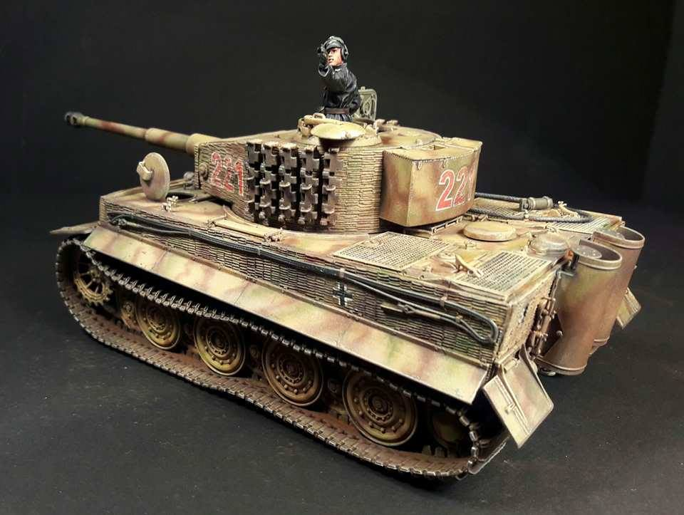 Tiger I Late production - Normandie 1944 - Dragon - 1/35 - Page 3 85952917965622102109665541343631898669793n