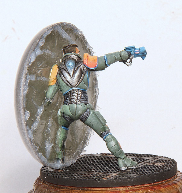 Space traveller (Draconia 54mm) 859617IMG2747