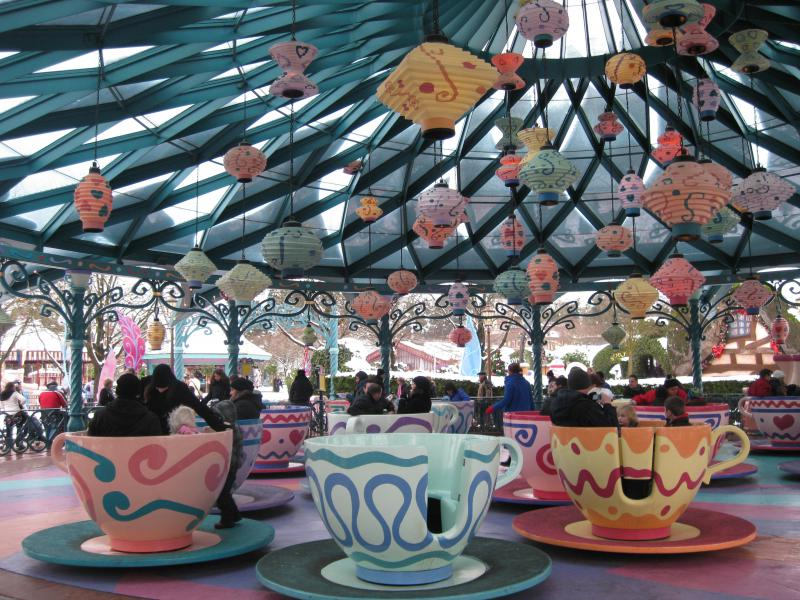 [Disneyland Paris] Disneyland Hotel - chambre Castle Club (8-10 décembre 2010) (début du TR p.9) - Page 10 860114IMG2473
