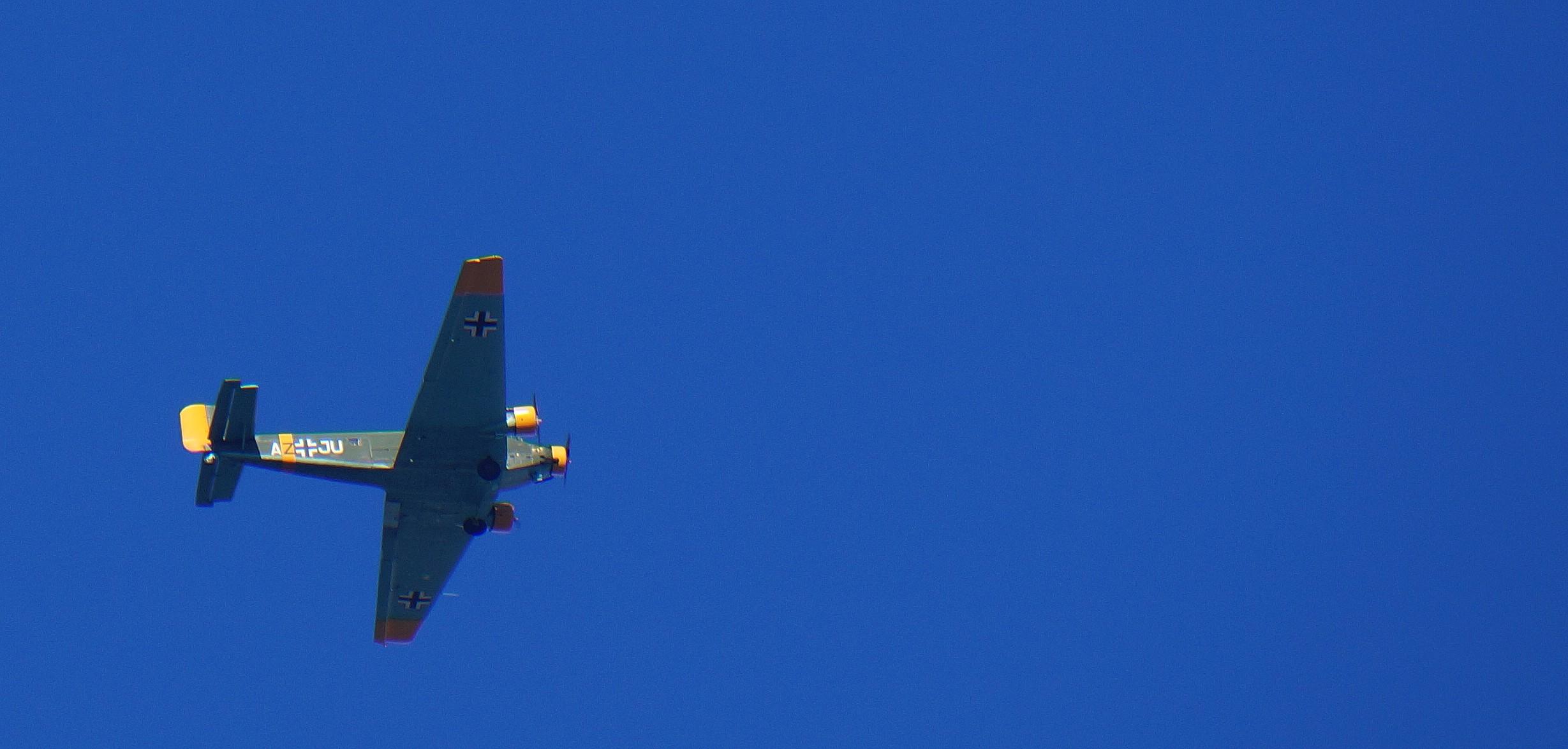 [Aéronavale divers] C'est quoi cet avion ? 860559avionallemand1