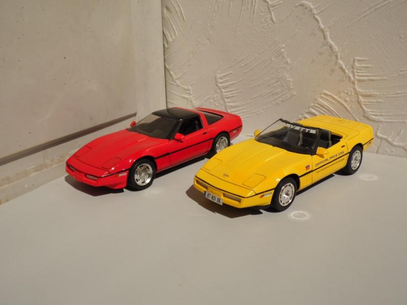 Chevrolet Corvette's C4. 861068SAM5003