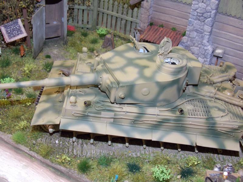TIGRE S33  avant la bataille de Koursk juillet 43 (Dragon 1/35 dio DIODUMP) - Page 5 861854DSCN4669