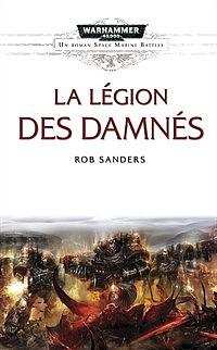Programme des publications Black Library France pour 2013 861893FRlegionofthedamnedS