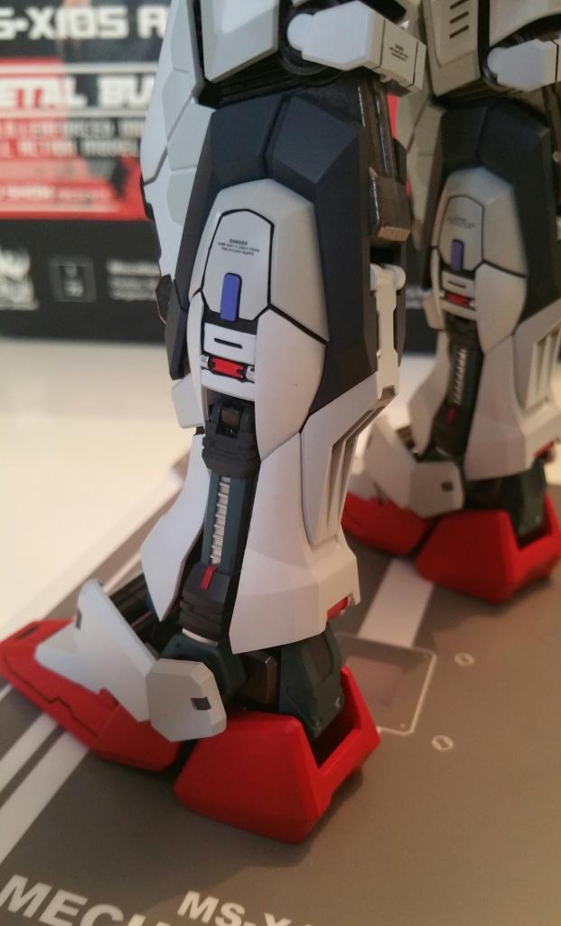 Review/Edito : Strike Gundam Metal Build 1/72 by Moshow la leçon Chinoise donnée a Bandai  863280201610061415491